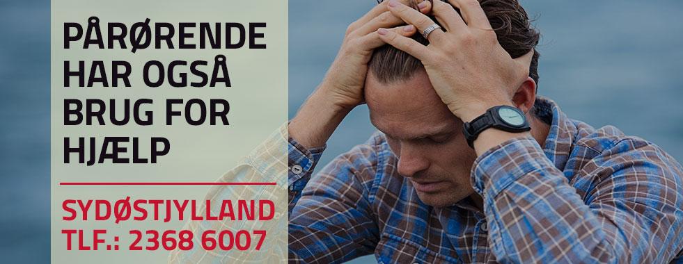 Sydøstjyllands Offerrådgivning - Pårørende